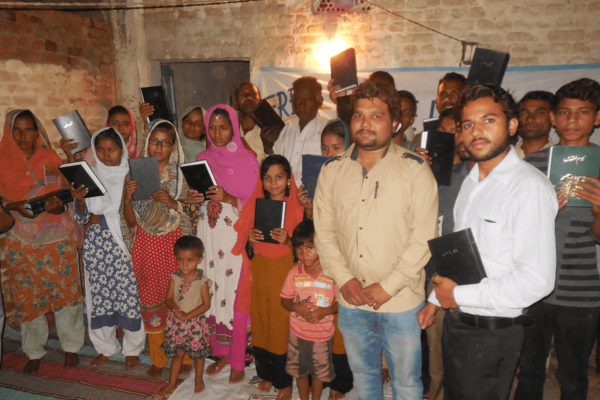 Bibles Distribution Project